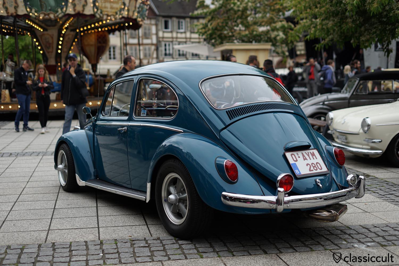 VW Beetle, Cox Show 2019