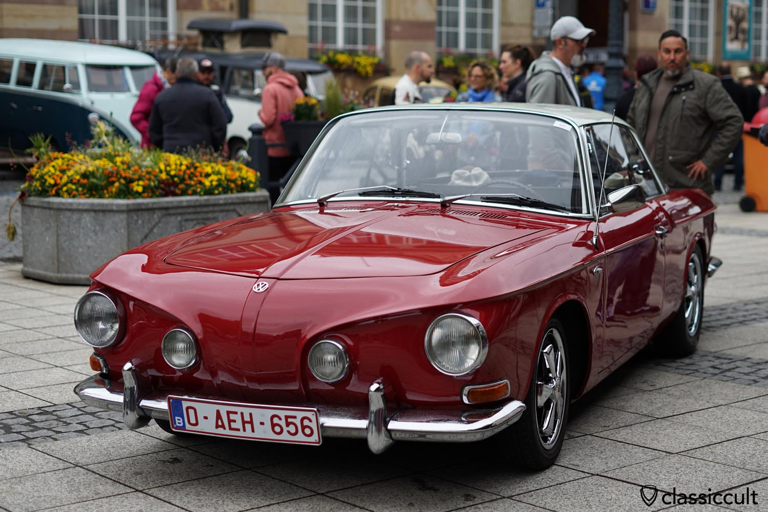 Karmann Ghia Type 34