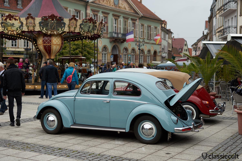 VW Oval Bug