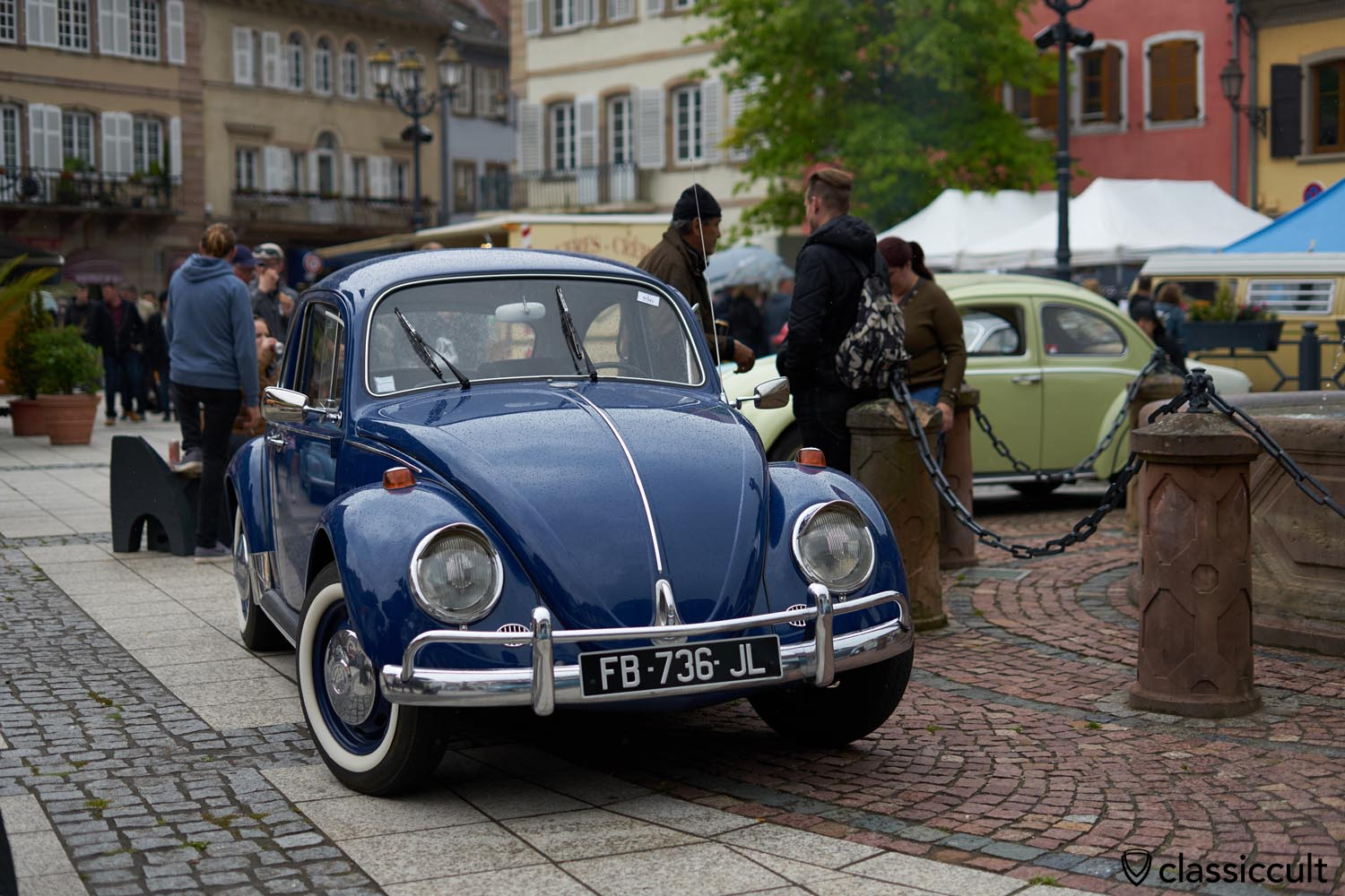 meeting VW Coccinelle Molsheim 2019