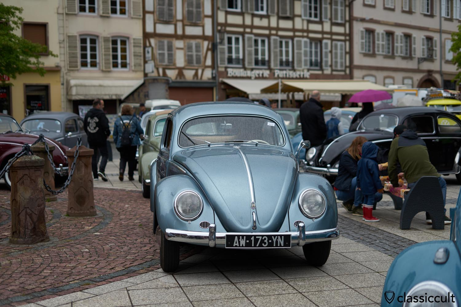 VW Oval Beetle