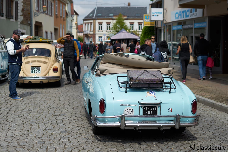 1964 Karmann Ghia convertible