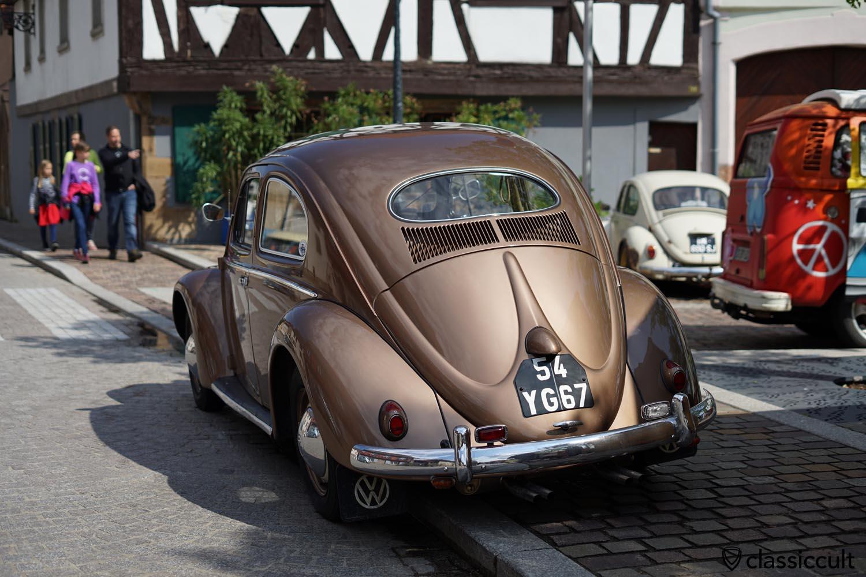 1954 VW Oval