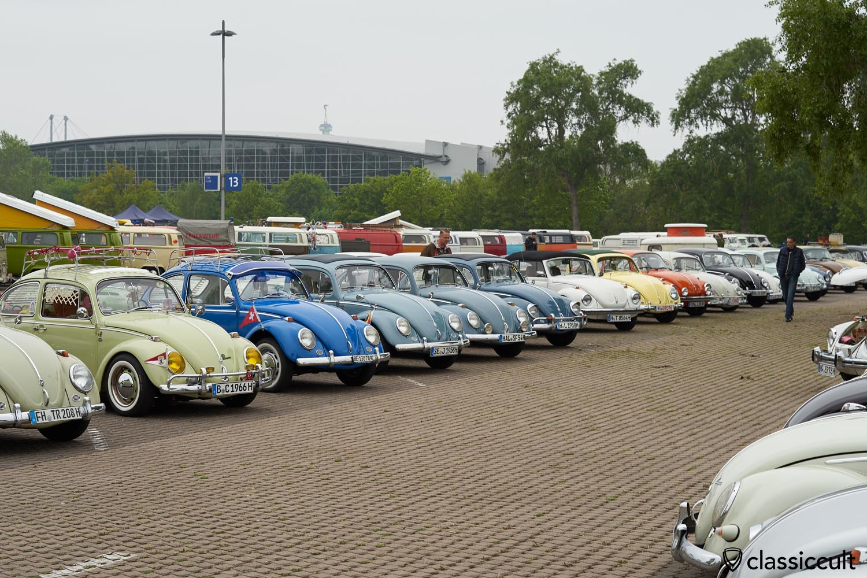 VW Beetle Show & Shine, MaiKaeferTreffen 2019