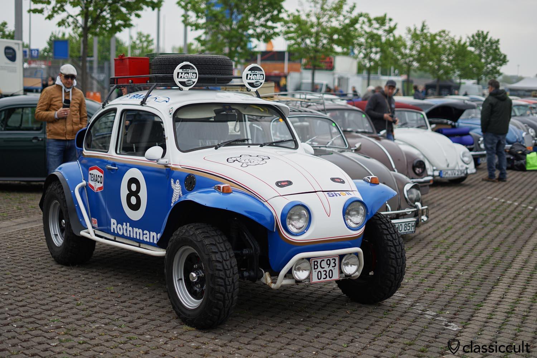 VW Baja Bug Rothmans