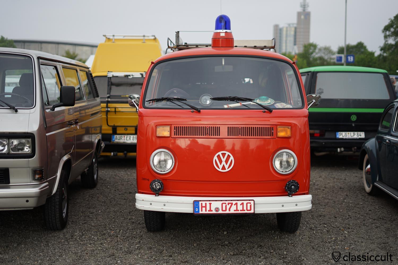 T2b Fire Bus