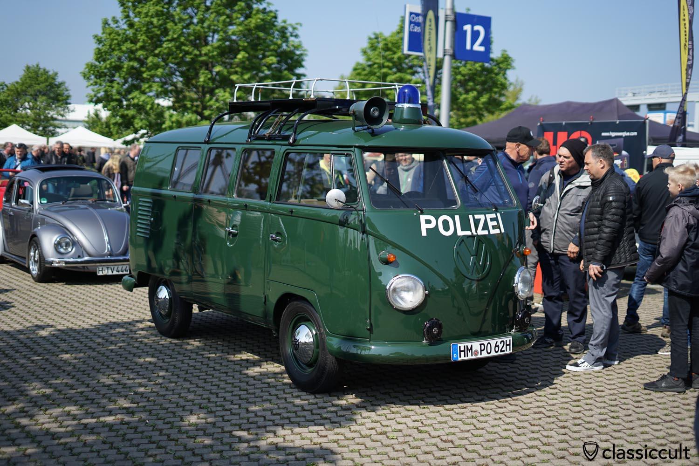 VW T1 Polizei Bus
