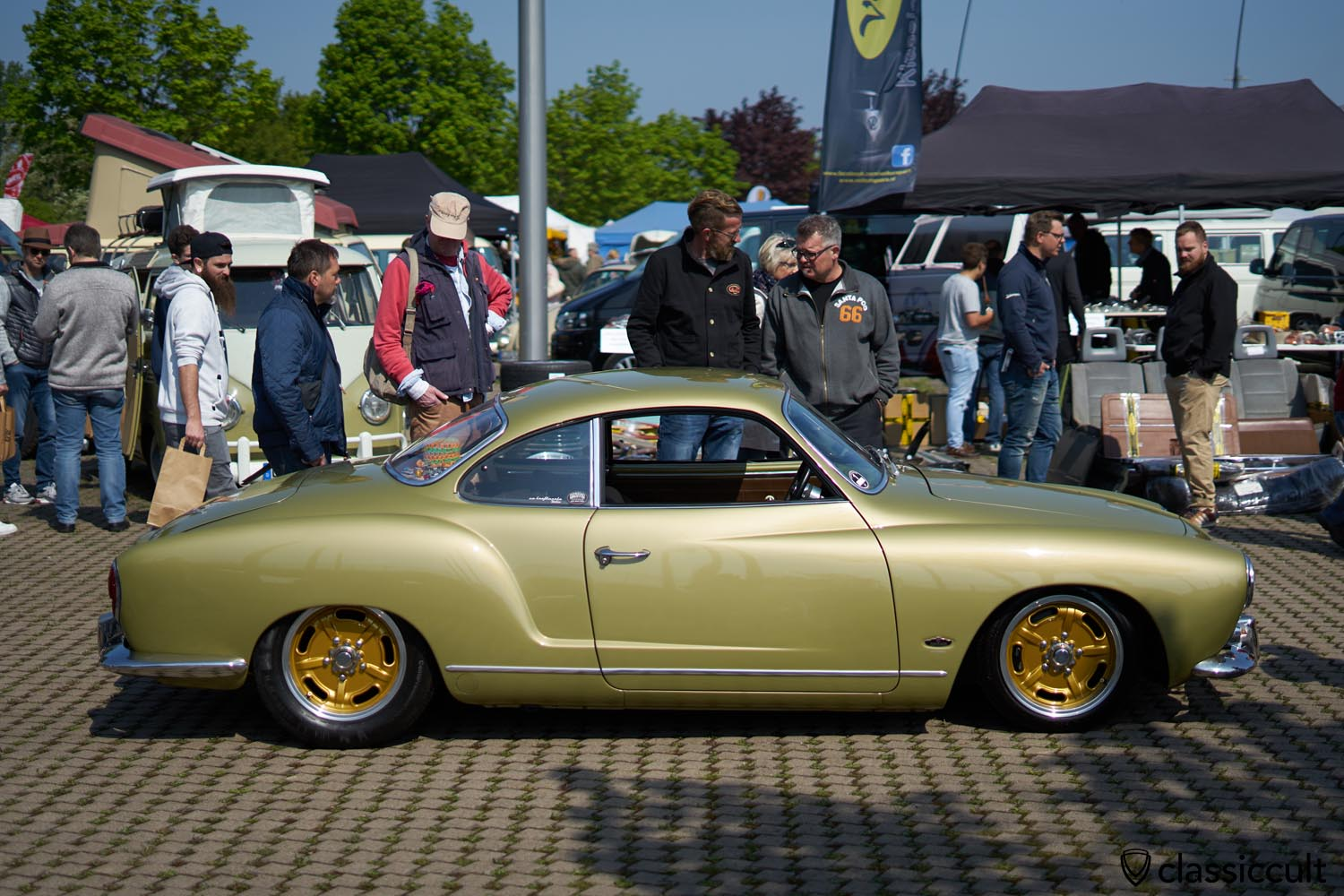 low karmann ghia