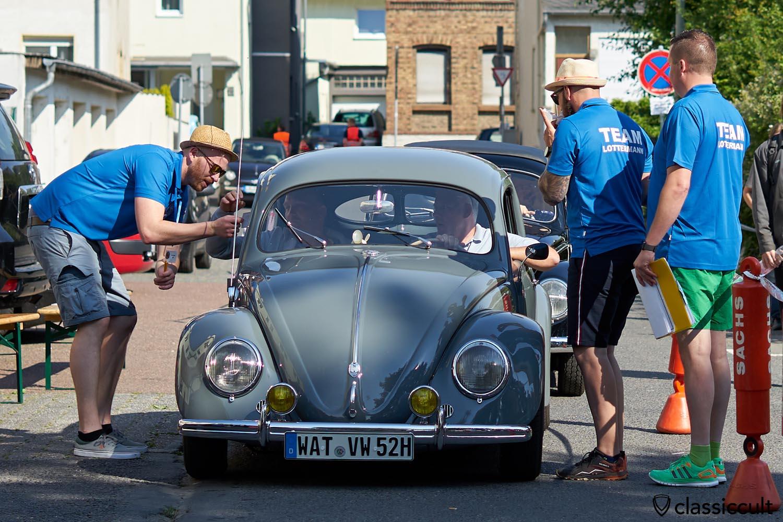 1952 VW Split Bug