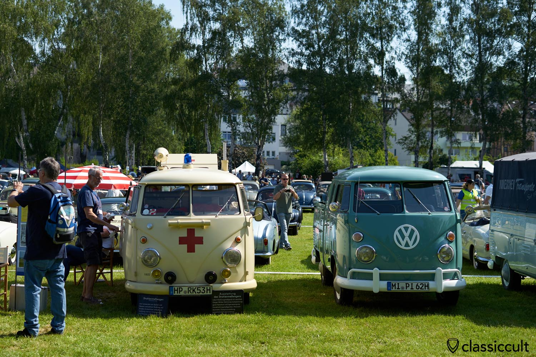 VW T1 Strahlenmeßwagen Deutsches Rotes Kreuz