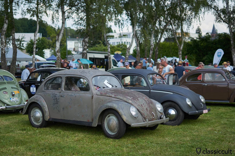 Patina VW Split Beetle