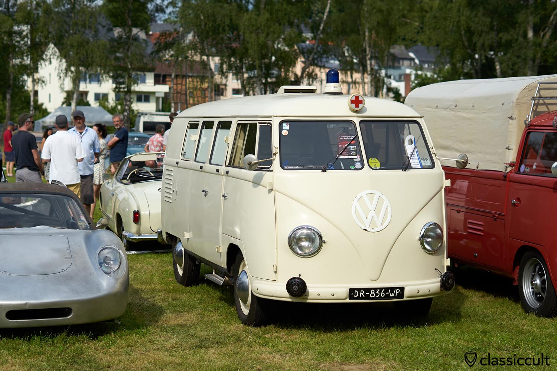 Barndoor Ambulance