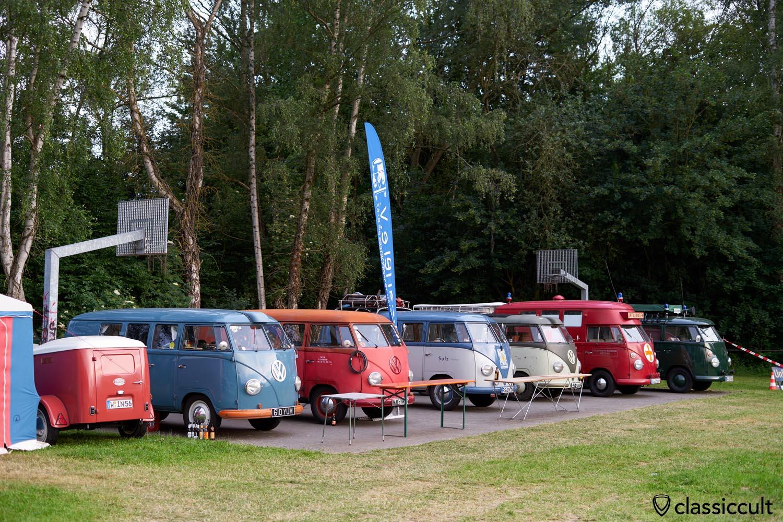 Bullikartei, German VW T1 Club