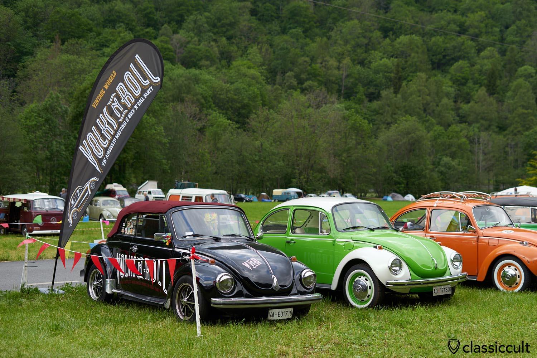 Volks'n'Roll Beetle Convertible