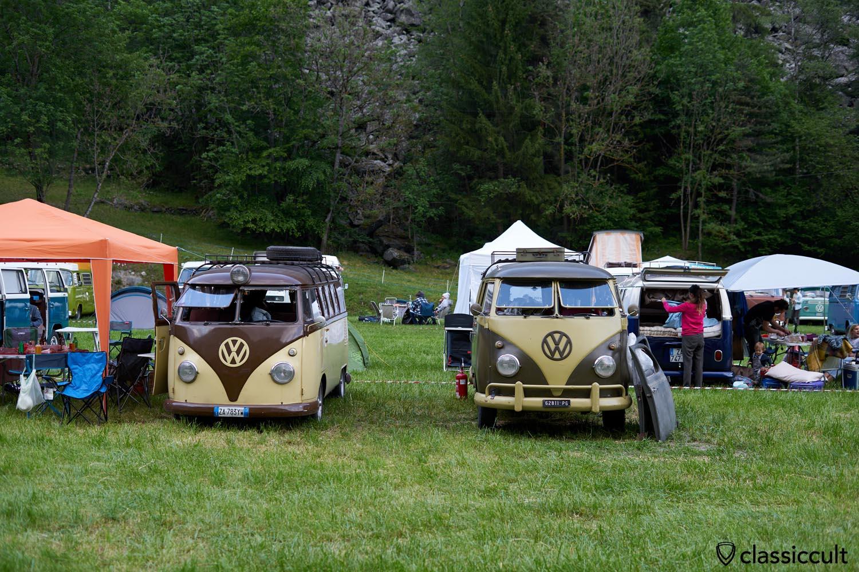 T1 Split Bus with safari window