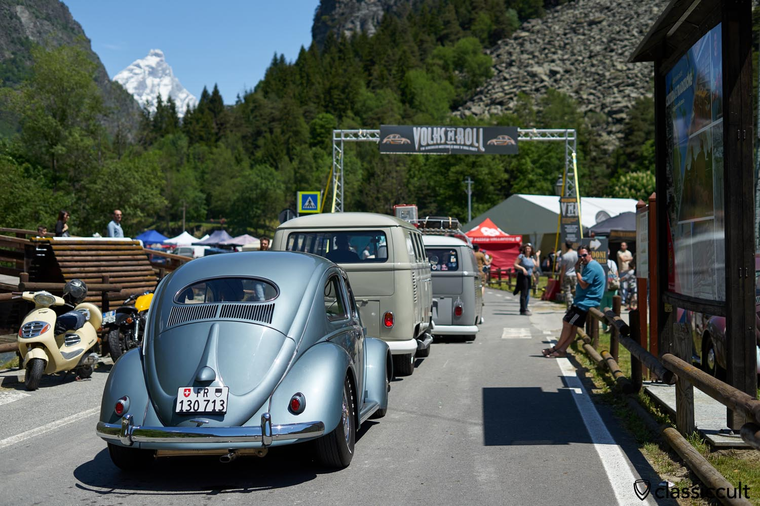 VW Oval, Volks'n'Roll Italy 2019