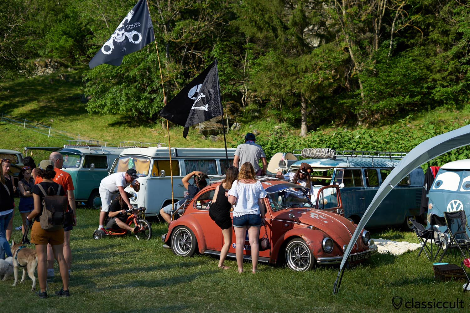 Volks'n'Roll VW Meeting Italy 2019