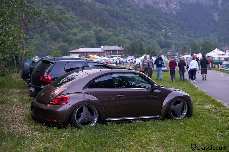 slammed new beetle mk2