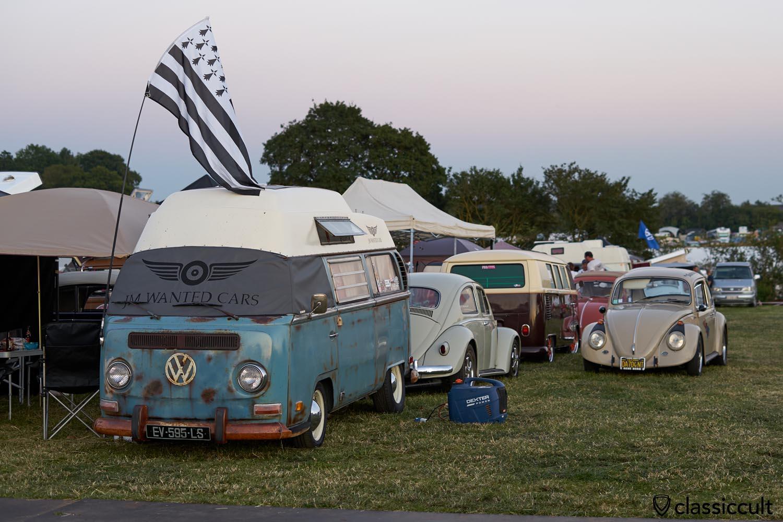 T2a high roof camper