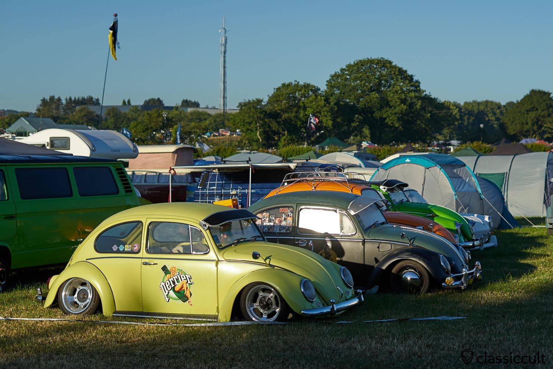Perrier VW Bug