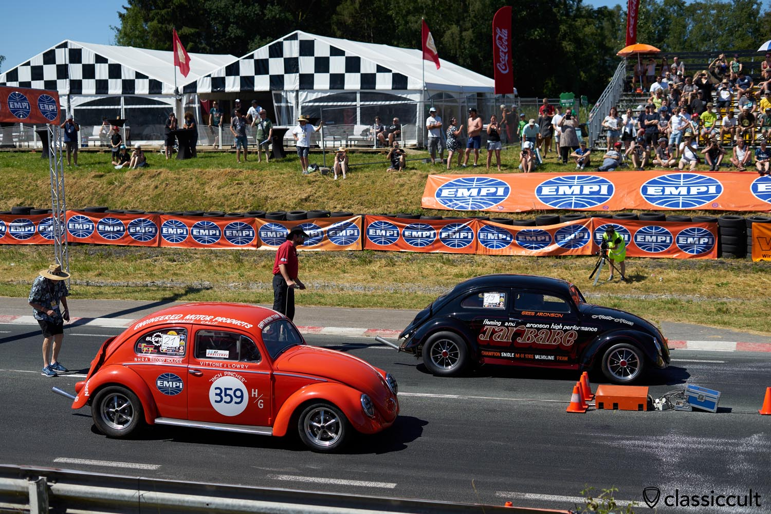 VW Bug Racing