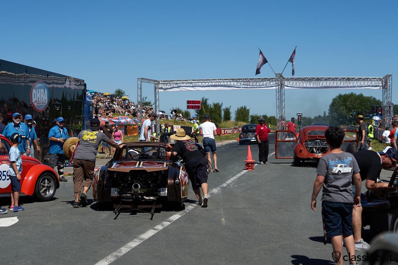 Good entertainment, European Bug-In Racing