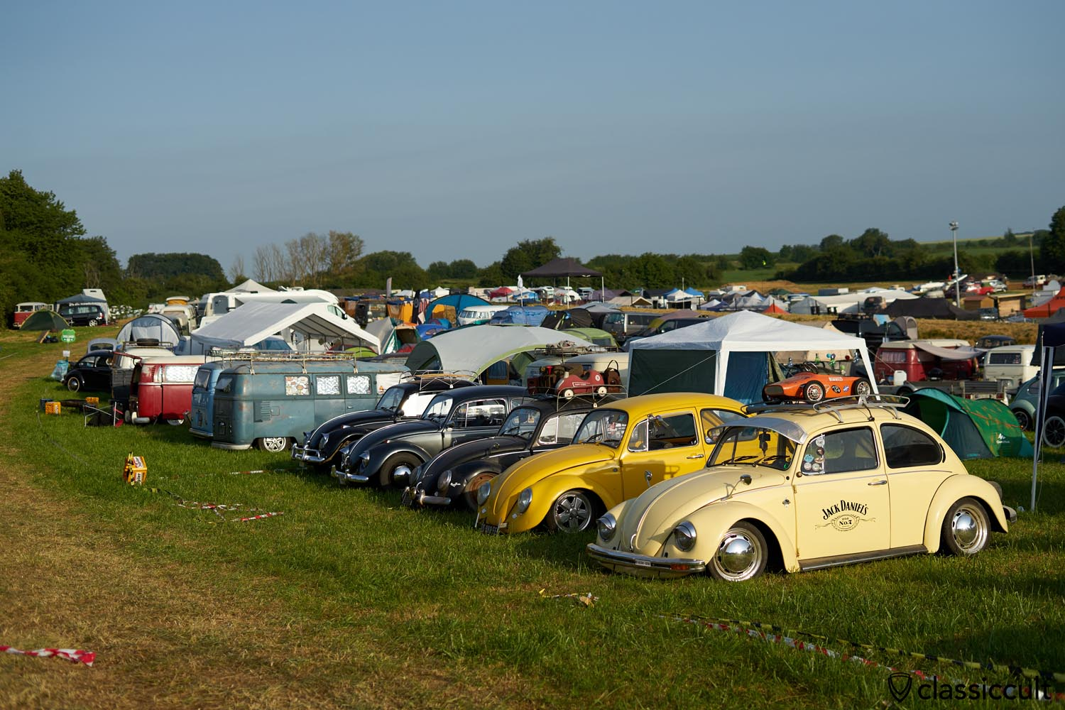 VW Camping Area