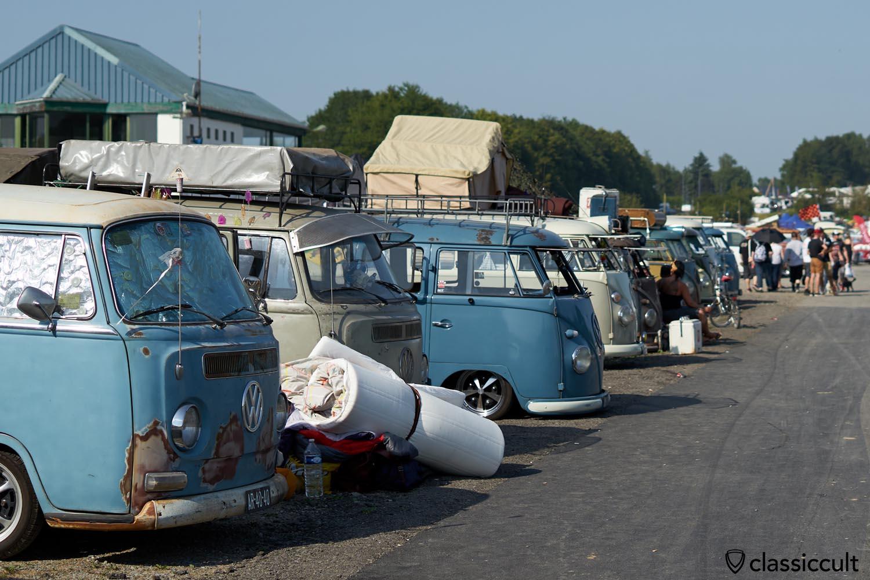 VW Type 2 Bus Show & Shine