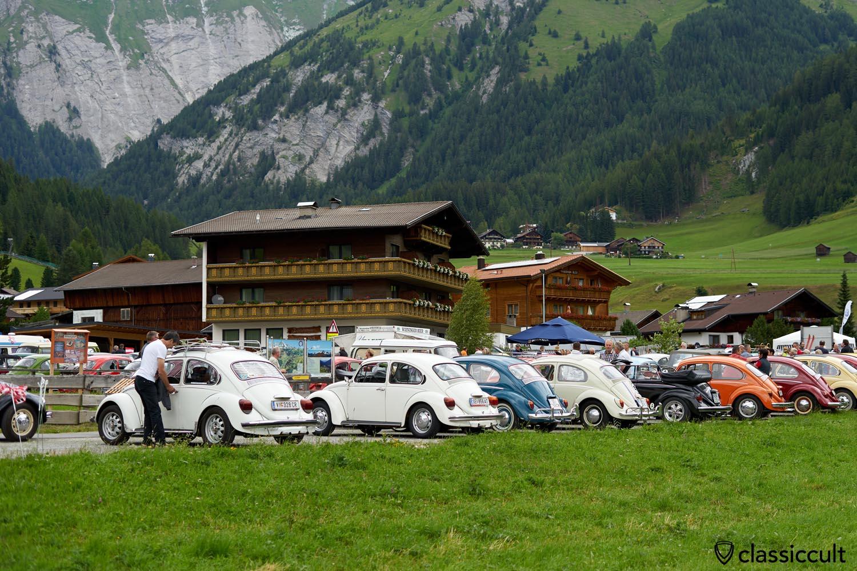 Grossglockner VW Beetle Meeting Kals 2019