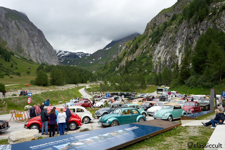 Grossglockner VW Käfer Treffen 2019
