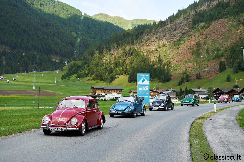 Grossglockner VW Meeting Austria 2019