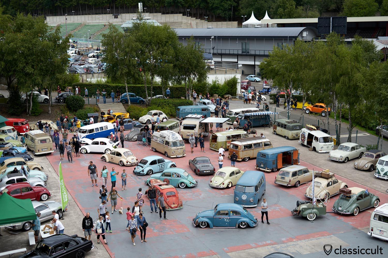VW Bug Show Spa 2019