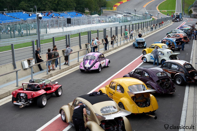 VW Drag Racing