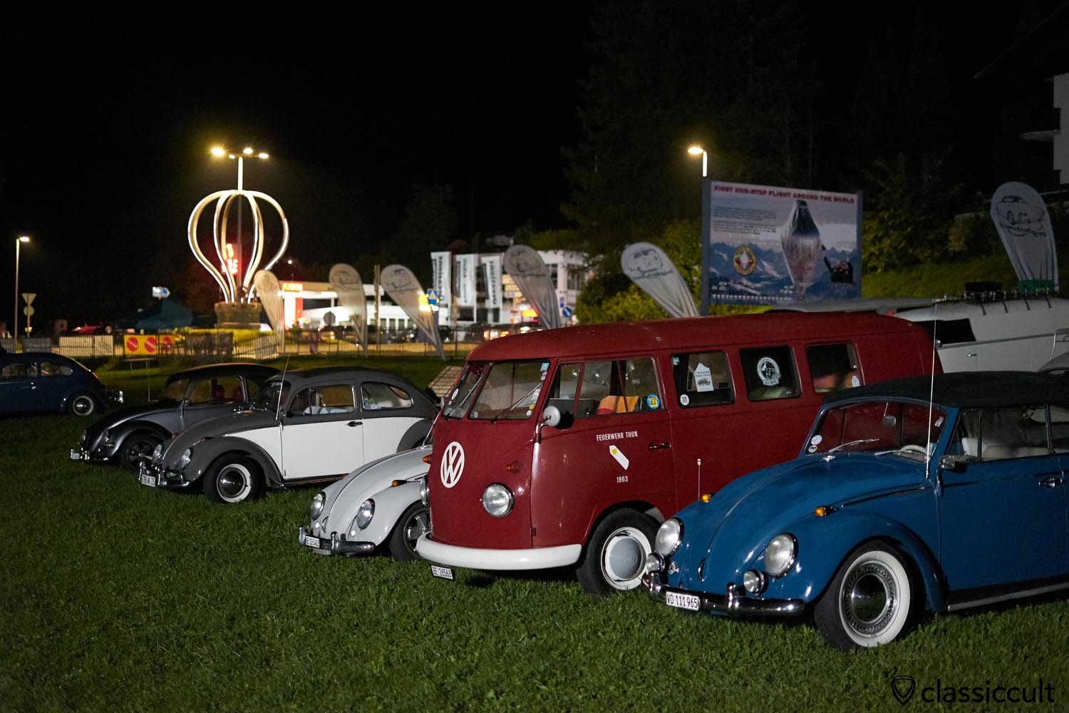 Hello Château d'Oex VW Meeting, 30 August 2019, 22:51