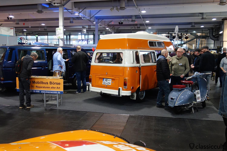 VW T2 High Roof Camper