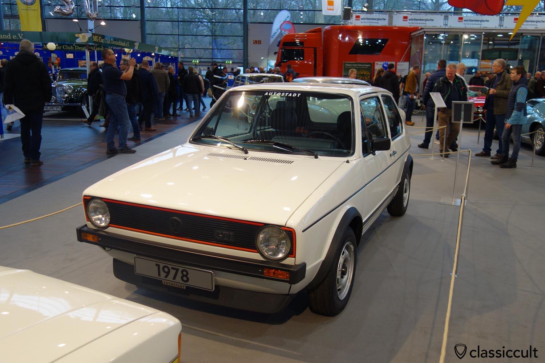 1978 VW Golf GTI