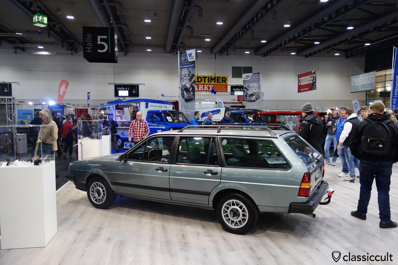 1985 VW Passat Variant syncro