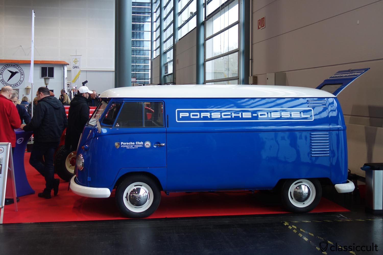 Porsche Diesel Club Europe
