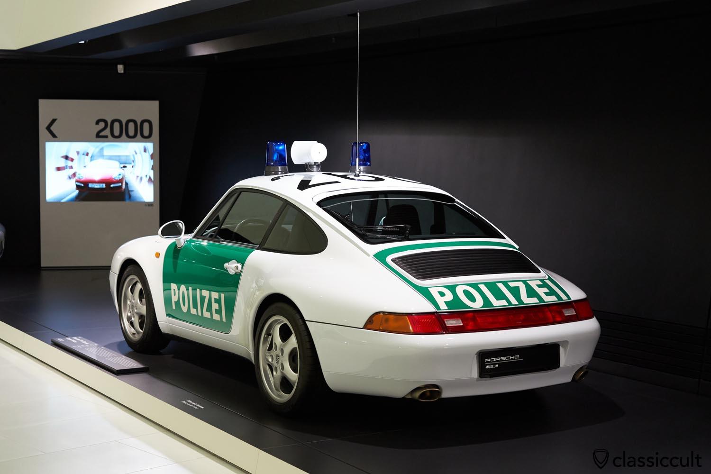 Porsche 911 Carrera Polizei 96