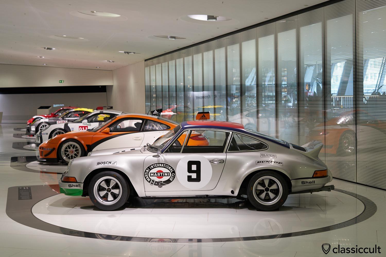 Porsche 911 Carrera RSR 1972