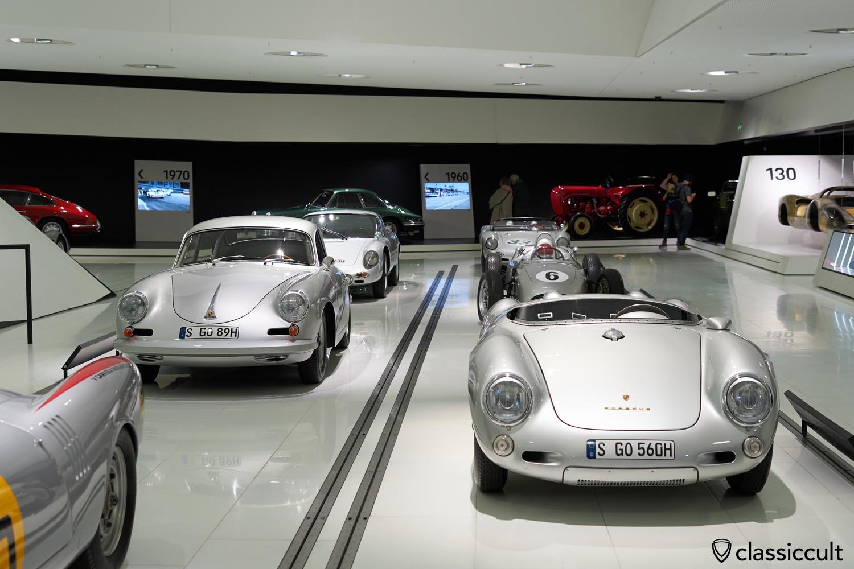Porsche Museum Stuttgart-Zuffenhausen