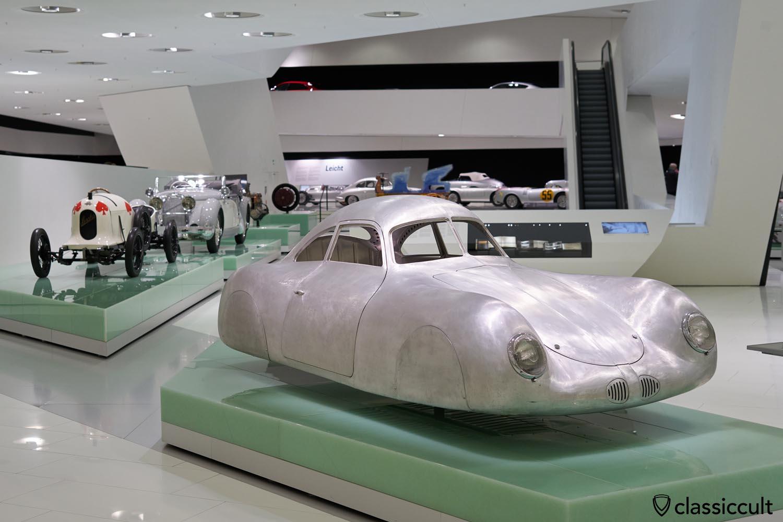 1939 Berlin-Rom-Wagen Porsche Typ 64