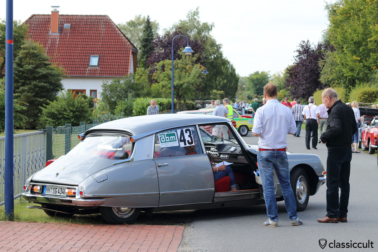 1968 Citroen DS 19 Pallas