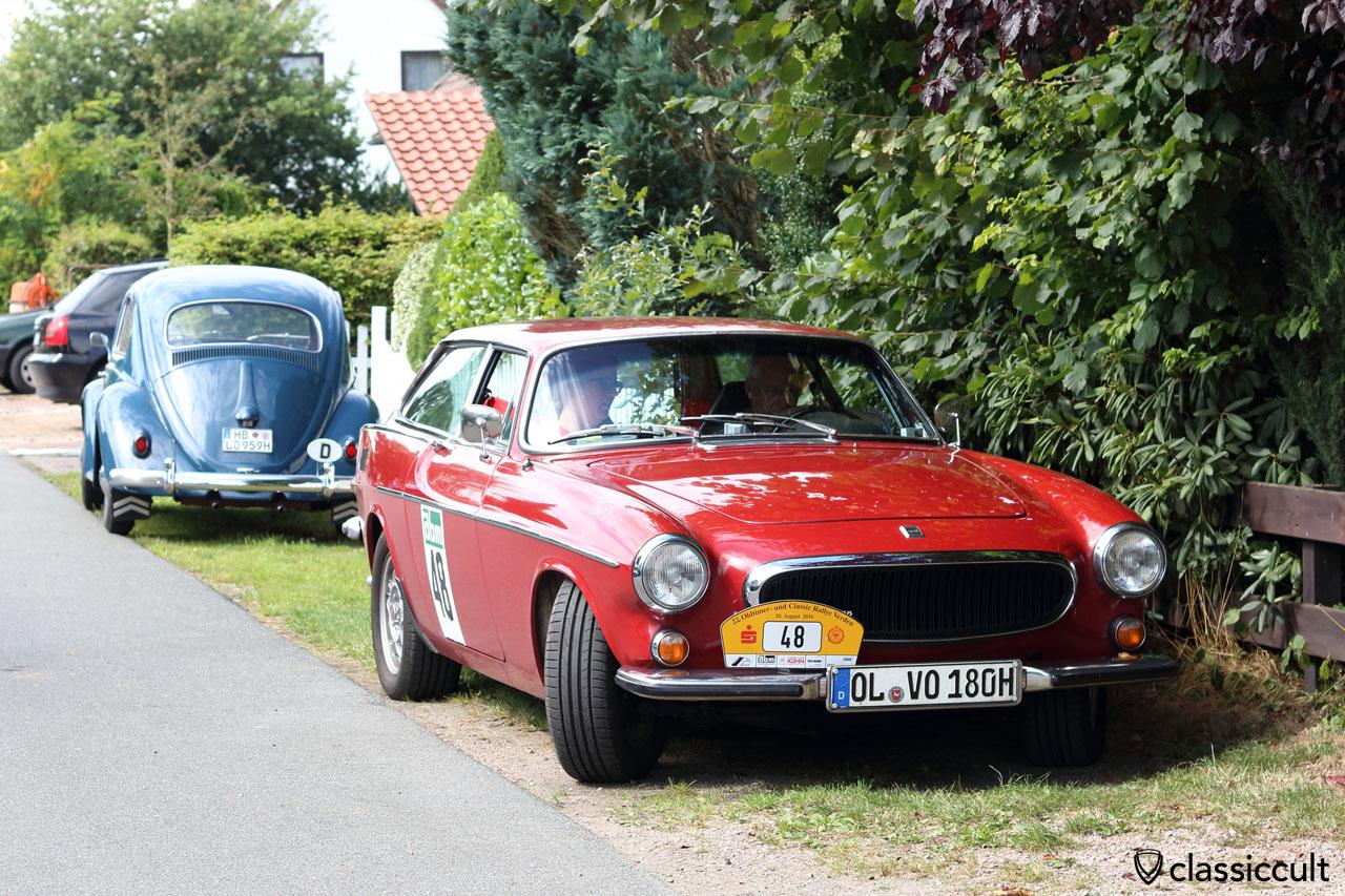1971 Volvo 1800 ES Schneewittchensarg