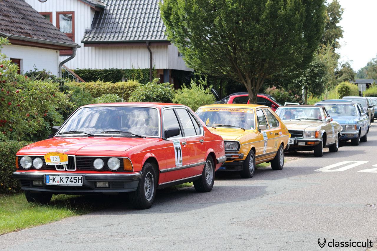 1983 BMW 745i