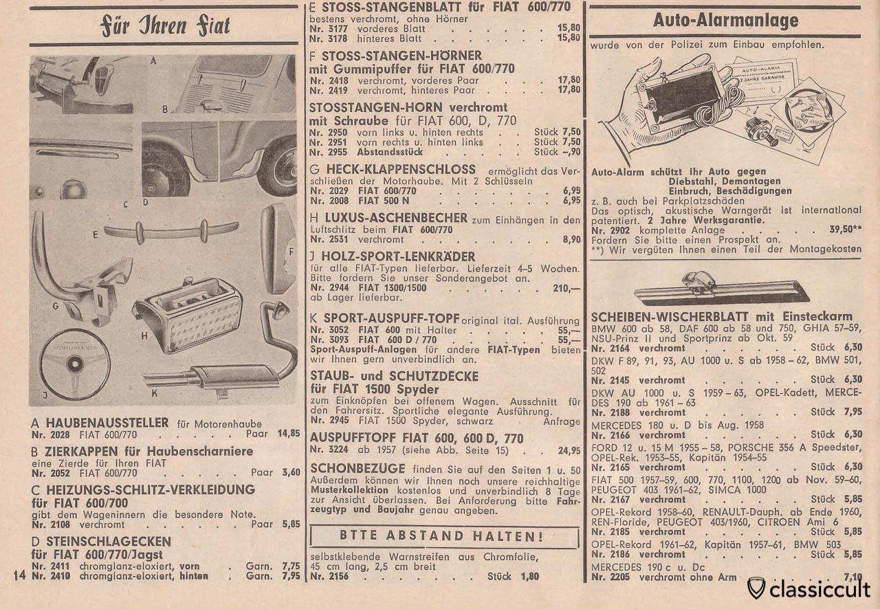 vintage auto alarm, Page 14