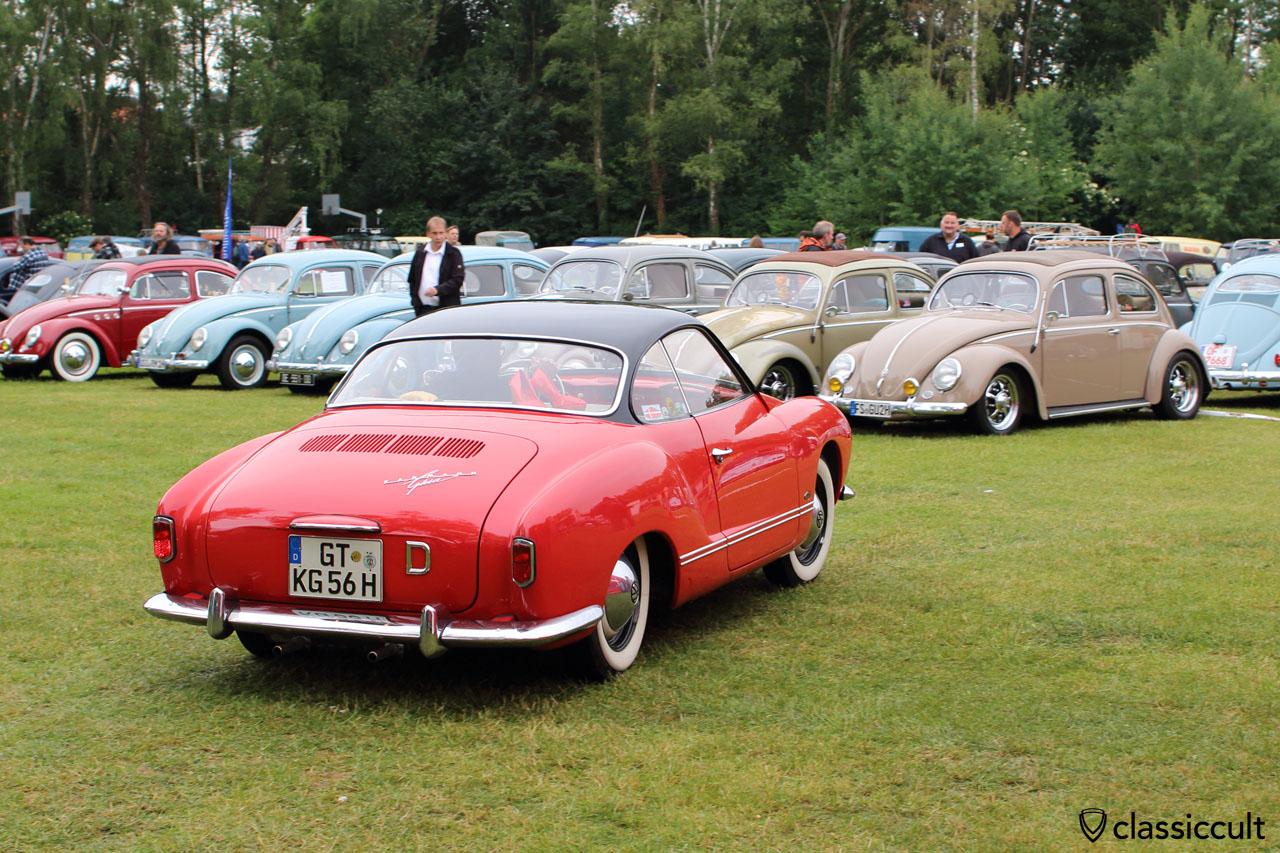 1956 Karmann Ghia Typ 14