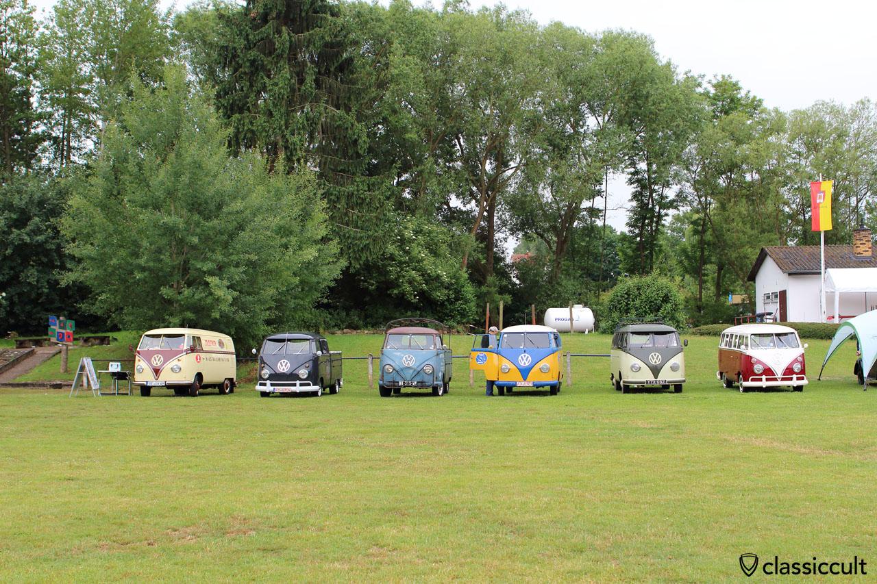 T1, 10. Int. Bad Camberg VW Treffen 2015
