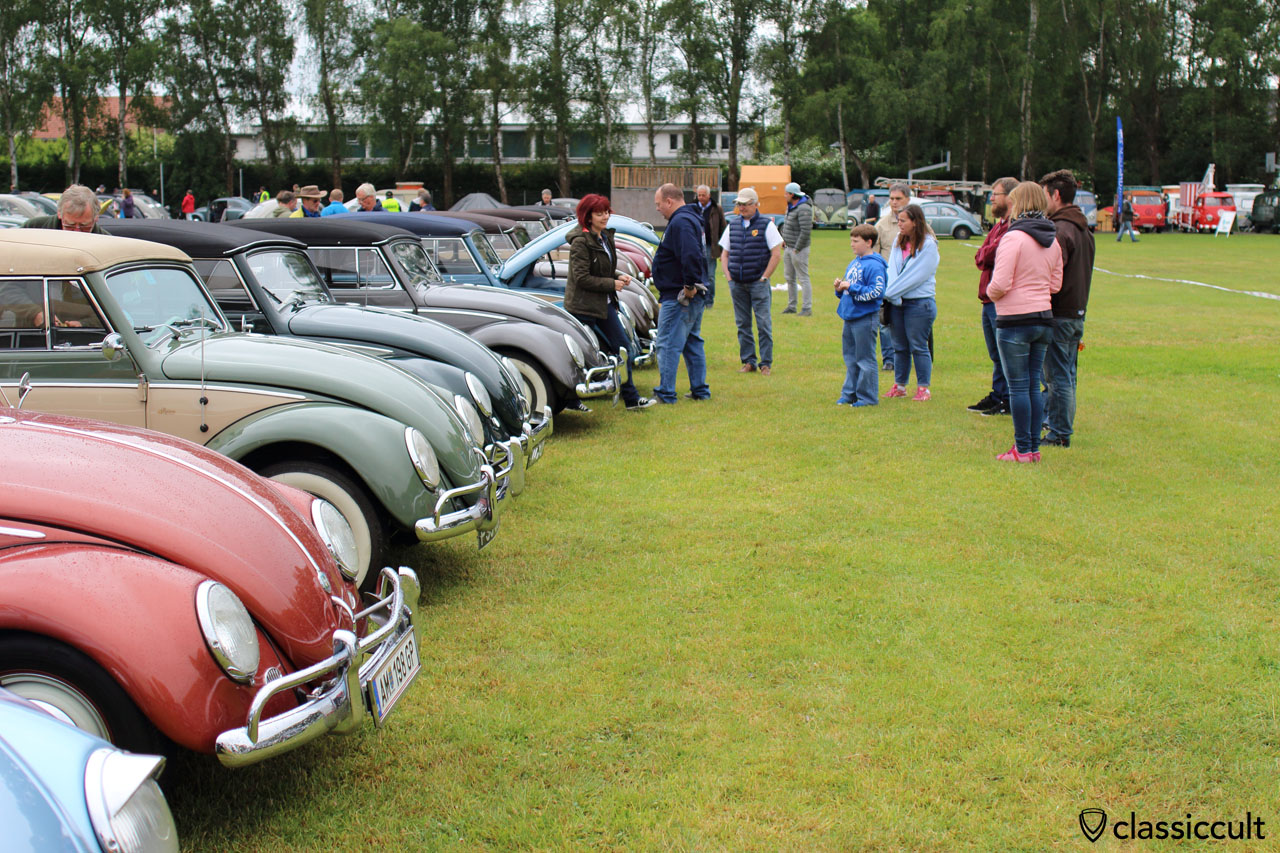 Int. Bad Camberger VW Veteranen Treffen 2015