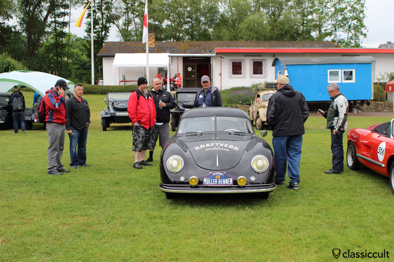 Bad Camberg VW Meeting 2015, Kraftverk Porsche 356
